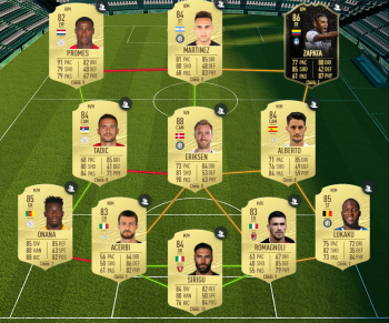 Origin Boys in Green SBC solution