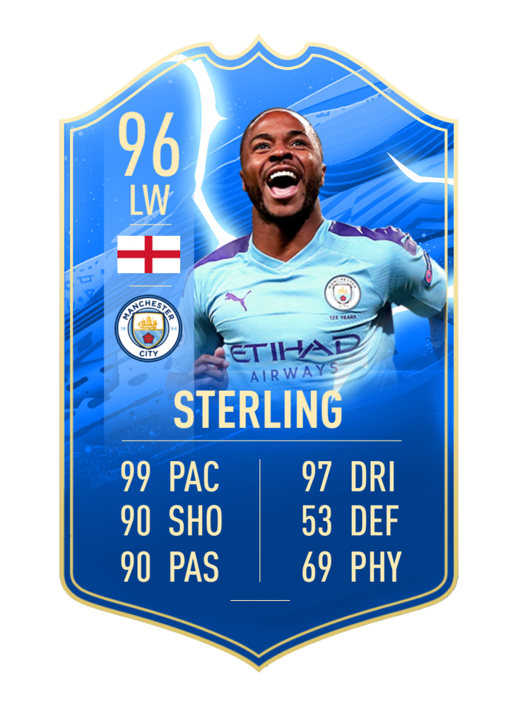 Sterling TOTS