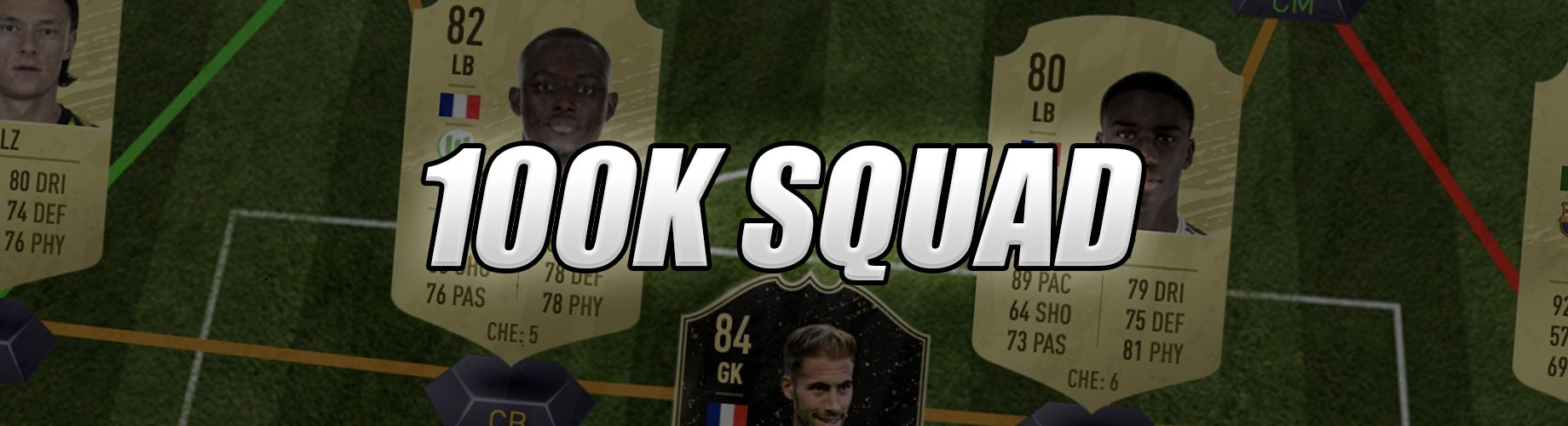 Best 100k Squad in FIFA 20