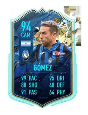 Gomez TOTSSF