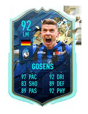 Gosens TOTSSF